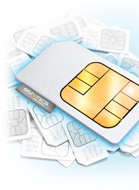 Универсальные SIM-карты