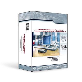 SDK :: Mifare® ACR120 Средство разработки для карт Mifare®