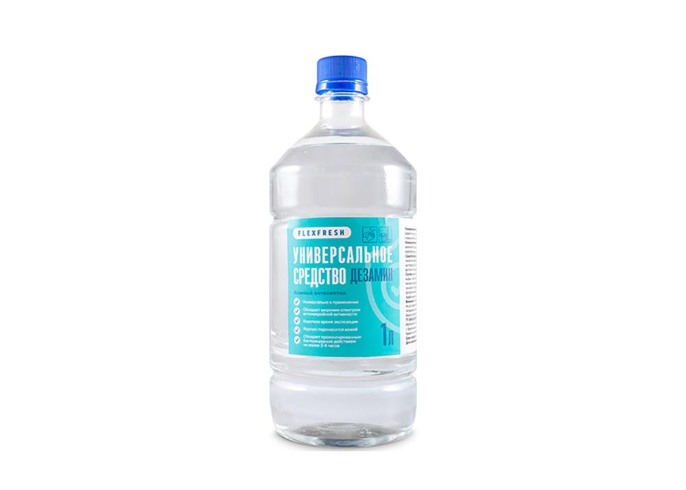 Фото кожного антисептика для обработки рук 1 литр